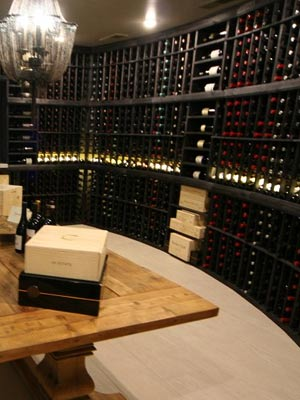 Browse Wood Wine Cellar Kits