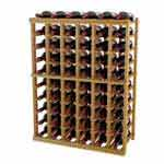 Designer Series Wine Rack -  Half Height Individual