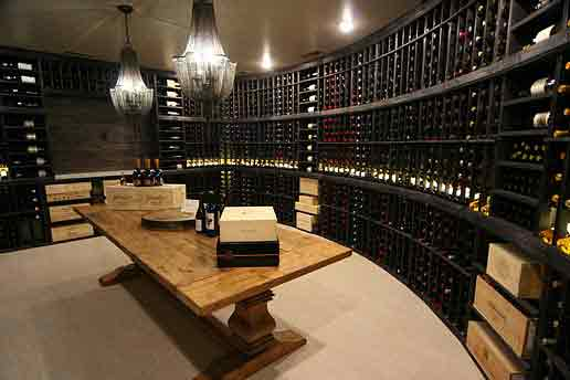 Cellar Size and Style Gallery