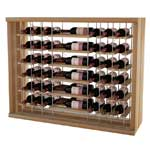 Vintner Modern Racking with 6 Columns with center display