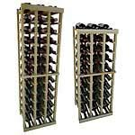 Vintner Series Wine Rack -  Individual Bottle Wine Rack - 3 Columns