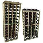 Vintner Series Wine Rack -  Individual Bottle Wine Rack - 4 Columns