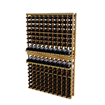 WineMaker 6ft 10 column individual with Double Display