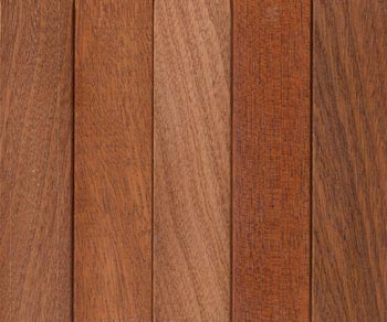 Sapele light stain with lacquer finish
