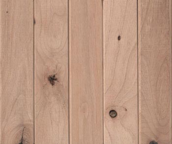 knotty alder unstained