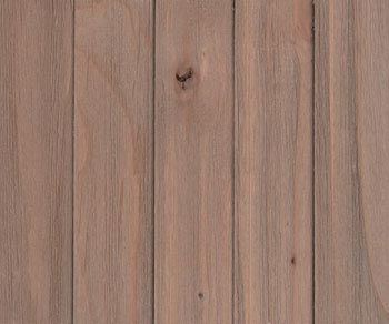 knotty alder weathered dusty