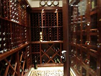 Commercial Custom Bulk Wine Racks