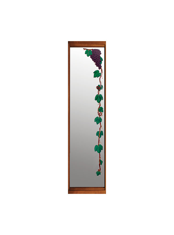 Veneto Painted Glass Door