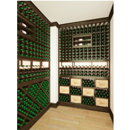 Factory Second Wine Cellar