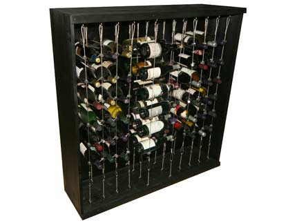 Cable Wine Racking System
