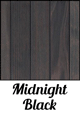 Shop Midnight Black Stained Wine Racks