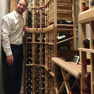 Vintner Individual Bottom Stack with Display Row
