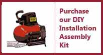 Purchase our DIY Installation Assembly Kit