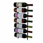 single deep 3ft magnum  wall wine rack