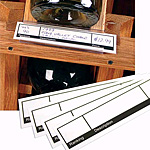 Commercial Display Rack Price Tags CDR-TAG