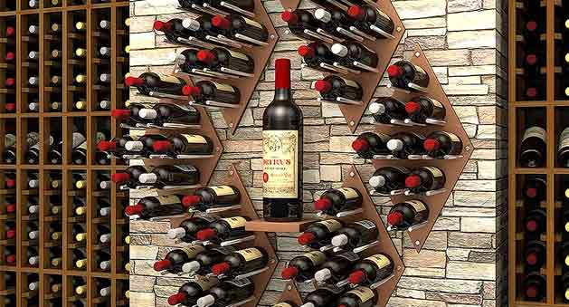 Ultra Wine Racks - Peg